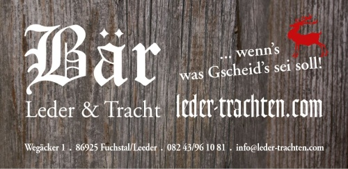 20160319 bear ledertracht