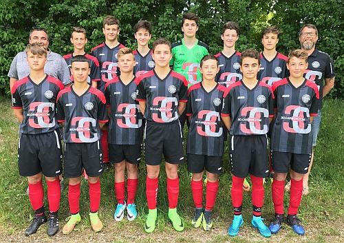 C Jugend U15 Tsv 1882 Landsberg Am Lech E V Fussball