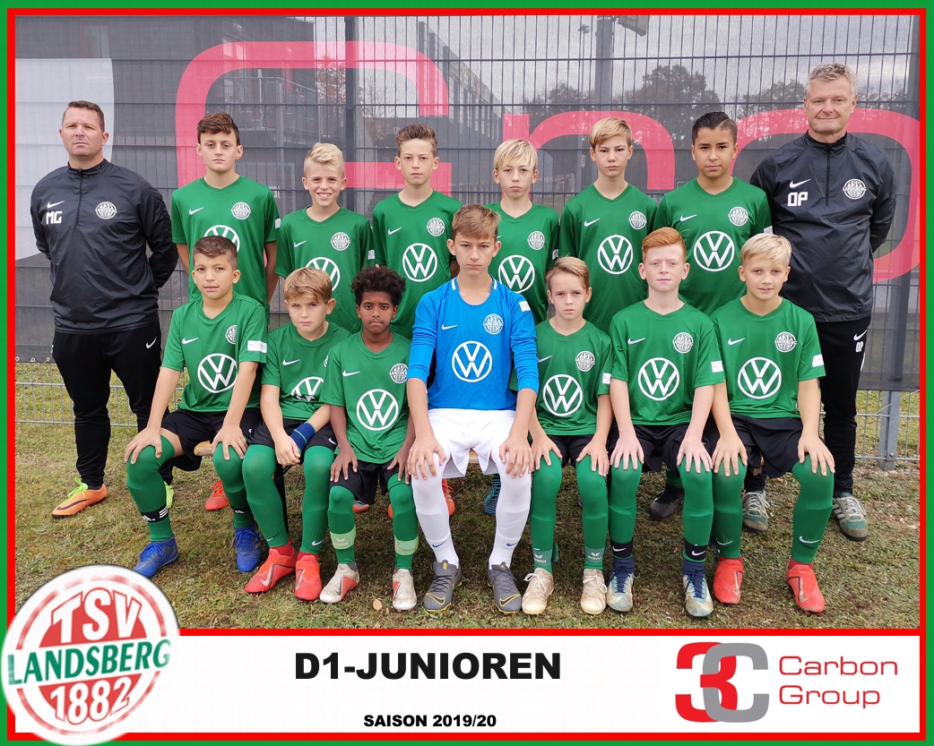 Tsv Landsberg Fußball