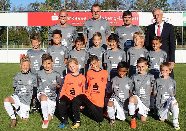 E Jugend U11 Tsv 1882 Landsberg Am Lech E V Fussball